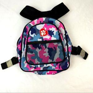 Sarah Top Doggie Backpack Harness